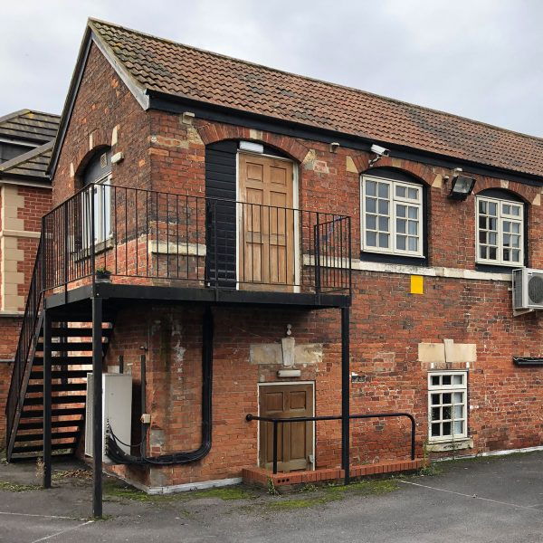 Former Wiltshire Times office