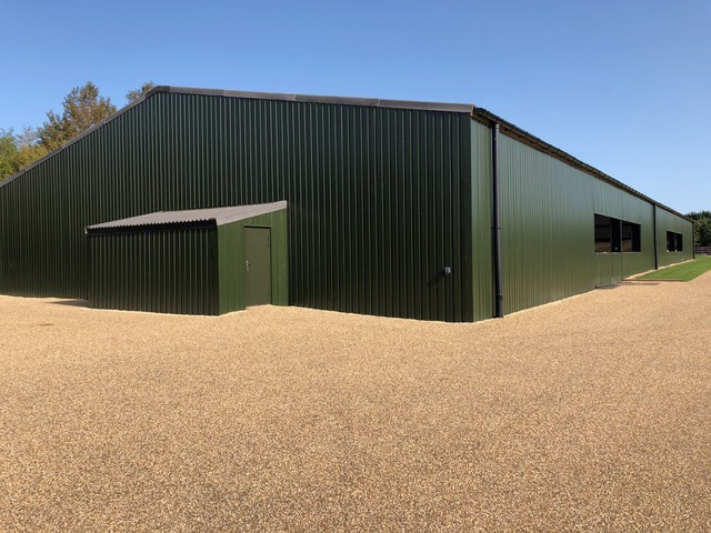 New Equestrian Centre